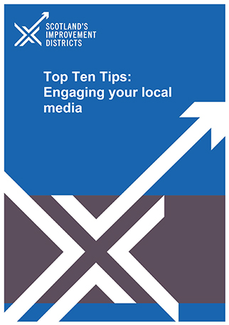 Top Ten Tips: Engaging Your Local Media